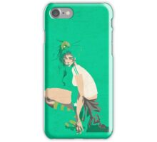 Socks and sandals iPhone Case/Skin