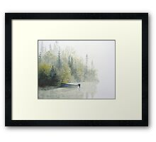 Walkers Lake Framed Print