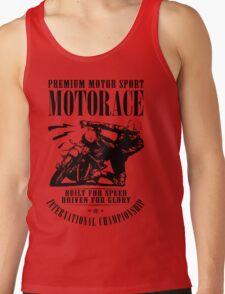 Motorace Tank Top