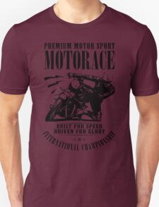 Motorace Unisex T-Shirt