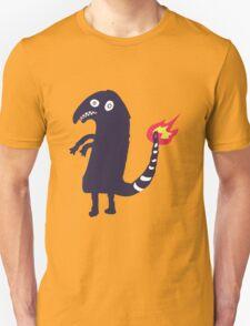 Shartmander - Charmander shitty tattoo from Reddit Unisex T-Shirt