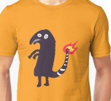 Shartmander - Charmander shitty tattoo from Reddit Unisex T-Shirt