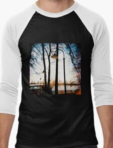 by the sea Men's Baseball ¾ T-Shirt