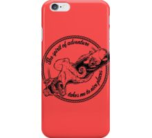Spirit Of Adventure iPhone Case/Skin