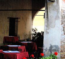 Alfresco dining by Lauri7