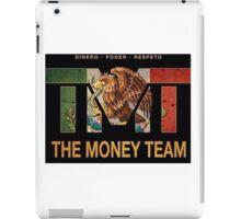 TMT   The Money Team   Floyd Mayweather  iPad Case/Skin