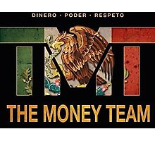 TMT | The Money Team | Floyd Mayweather  Photographic Print