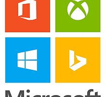Microsoft Products by lp4so