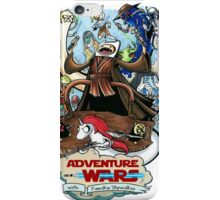 adventure times iPhone Case/Skin