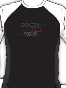"""Good Old War """"Broken Into Better Shape"""" T-Shirt"""