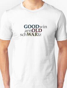 """Good Old War """"Broken Into Better Shape"""" Unisex T-Shirt"""
