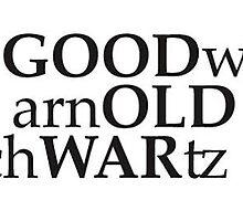 Good Old War by nutmegandginger