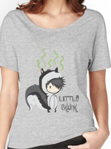 Little Skunk Women's Relaxed Fit T-Shirt