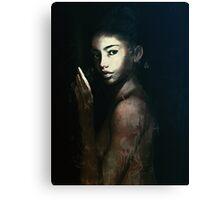 Dark Desires Canvas Print