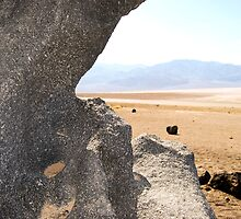 View of Death Valley by Heather Parsons