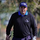 Masters Champion Angel Cabrera by Stephen Beattie