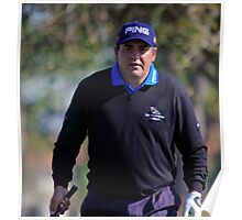 Masters Champion Angel Cabrera Poster