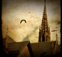The Church Steeples by gothicolors