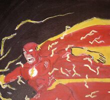 The Flash by Shajuan Hopkins
