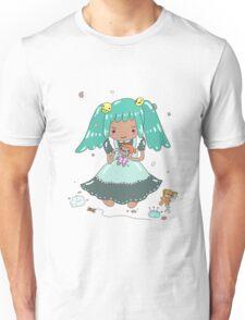 Misschievous MISFITS XOX 7DS Unisex T-Shirt