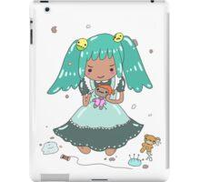 Misschievous MISFITS XOX 7DS iPad Case/Skin