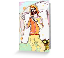Jarvis Towers Greeting Card