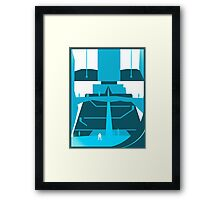 Inclement Weather Framed Print