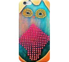 Psychedelic Owl  iPhone Case/Skin