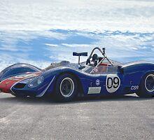 1966 Elva MK8 SR I by DaveKoontz