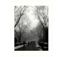 Day of Fog Art Print