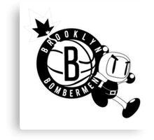 brooklyn bombermen Canvas Print