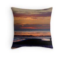 Crosby Sunset Throw Pillow
