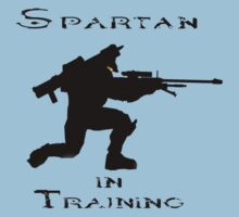 Spartan In Training by elyss216