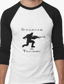 Spartan In Training Men's Baseball ¾ T-Shirt