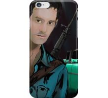 Xander Harris - Buffy the Vampire Slayer iPhone Case/Skin