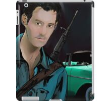 Xander Harris - Buffy the Vampire Slayer iPad Case/Skin