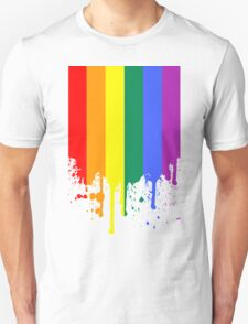 Rainbow Flag Unisex T-Shirt