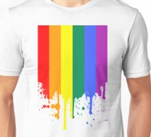 Rainbow Flag Unisex T-Shirt