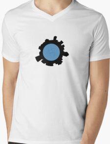 it's a small world... Mens V-Neck T-Shirt