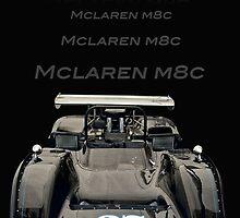 1969 McLaren M8C by DaveKoontz