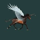 Feather Wing Charger by Anuviel