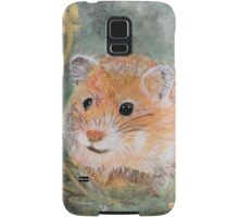 Golden Hamster Samsung Galaxy Case/Skin