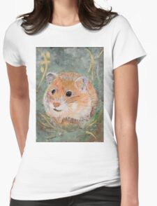 Harold Womens Fitted T-Shirt
