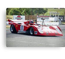 1971 Ferrari 312 P Sparling I Metal Print
