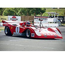 1971 Ferrari 312 P Sparling I Photographic Print