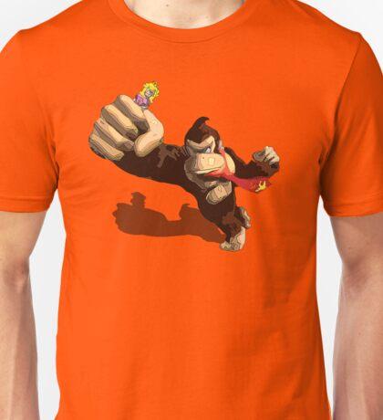 Donkey King-Kong Unisex T-Shirt