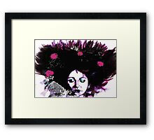 Kate Bush Framed Print