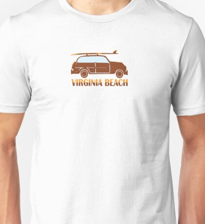Virginia Beach. Unisex T-Shirt