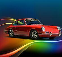 Porsche 911 by DaveKoontz