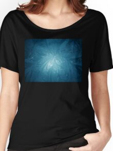 Cool Blue ice Women's Relaxed Fit T-Shirt